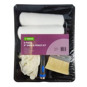Homebase Shed & Fence Kit 9 inch