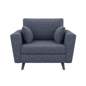 Lucia Cuddle Chair - Blue