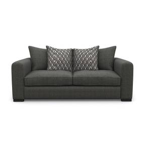 Lewis 2 Seater Sofa - Charcoal