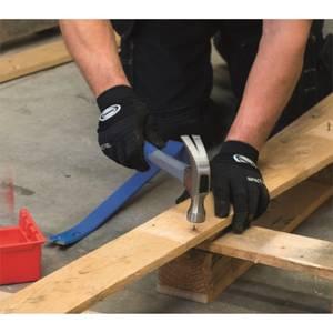 Silverline Fibreglass Claw Hammer - 16oz (454g)