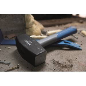 Silverline Fibreglass Lump Hammer - 4lb (1.81kg)