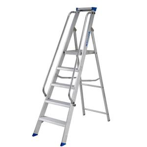 Werner Shop Step Ladder - 5 Tread