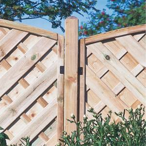 Ultima Fence Post - 8ft - Pack of 4