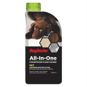Rug Doctor All in One Pet Flexclean Formula - 1L