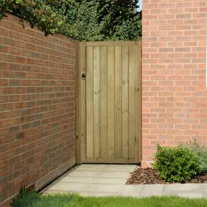 Vertical Tongue & Groove Gate - 6ft
