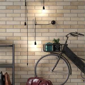 Seven Tones Beige Brick Wall Tiles - 250 x 60mm