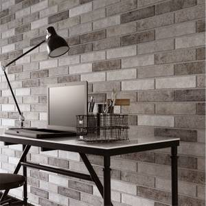 Seven Tones Grey Brick Wall Tiles