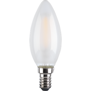 TCP Filament Candle Coat 40W SES Warm Dimmable Light Bulb