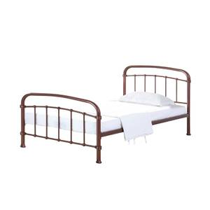 Halston Single Bed - Copper