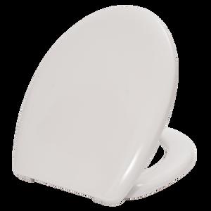 Grafton White Toilet Seat