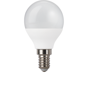 TCP LED Globe 40W SES Warm Non Dimmable Light Bulb - 5 pack