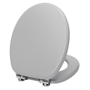 Resonance Grey Toilet Seat