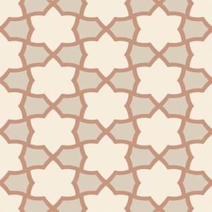 Arthouse Rio Geometric Smooth Glitter Copper Wallpaper