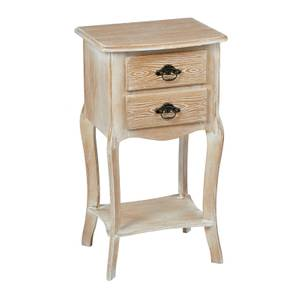 Provence 2 Drawer Bedside Table