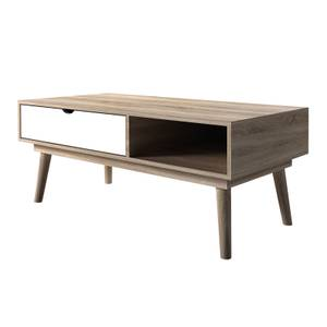 Scandi Coffee Table - White