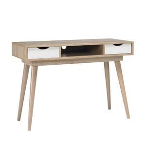 Scandi Desk - White