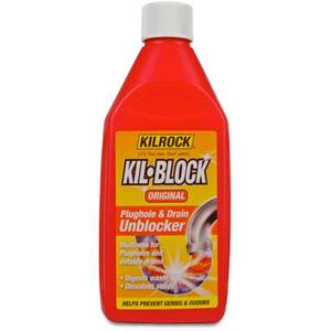 Kil-Block Plughole Unblocker
