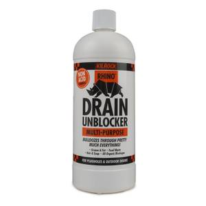 Rhino Multi-Purpose Drain Unblocker