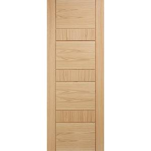 Edmonton Internal Prefinished Oak Fire Door - 686 x 1981mm