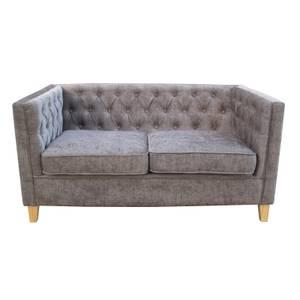 York 2 Seater Sofa - Grey