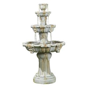 Stylish Fountains Lioness Fountain Water Feature