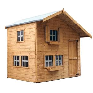 Mercia (Installation Included) Double Storey Bramble Playhouse