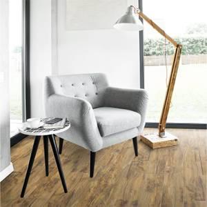 Wood Effect Tavira Brown 15 x 60cm Floor Tile