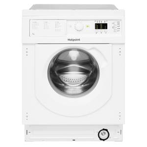 Hotpoint BI WMHL 71453 UK Integrated Washing Machine - White