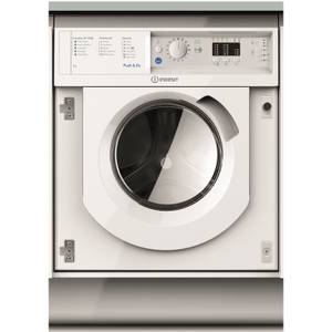 Indesit BI WMIL 71452 UK Integrated Washing Machine - White