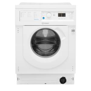 Indesit BI WMIL 71252 UK Integrated Washing Machine - White