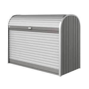 Storemax 190 Heavy Duty Storage Unit - Metallic Quartz Grey