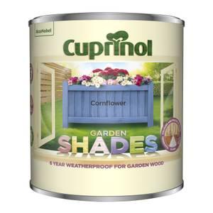 Cuprinol Garden Shades - Cornflower - 1L