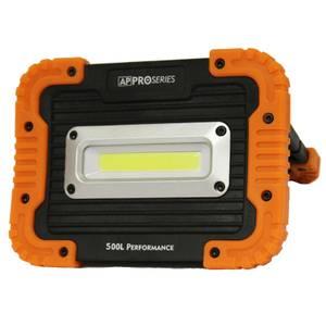 Cob 500 Lumens Rechargable Worklight