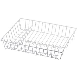 Plastic Coated Wire Dish Rack