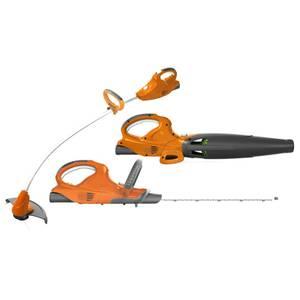 Flymo Trimmer & Leaf Blower Kit - C-link 20v 3-in-1 Combi Pack