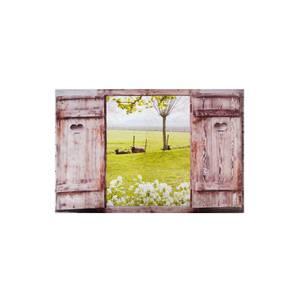 Shutter Field Outdoor Canvas 59x90cm
