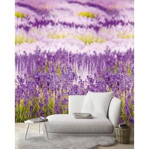 Grandeco Lavender Purple Digital Wallpaper Mural