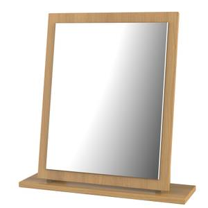 Siena Modern Oak Small Mirror
