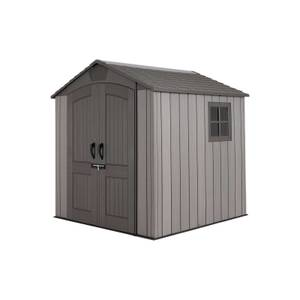 Lifetime 7x7ft Outdoor Storage Shed