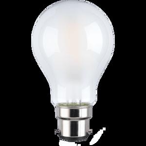 TCP Filament Classic Coat 60W BC Daylight Dimmable Light Bulb