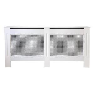 Diamond White Radiator Cover - Extra Large