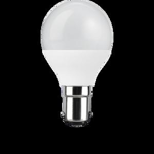 TCP LED Globe 40W SBC Warm Nd Light Bulb - 2 pack