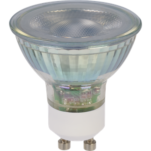 TCP LED Glass GU10 35W Warm Light Bulb - 4 pack