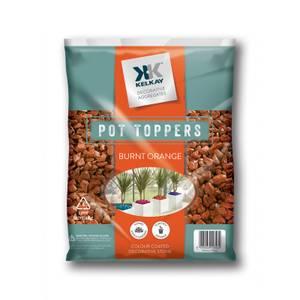Burnt Orange Pot Topper - Handy Pack