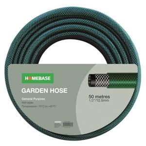 Homebase Essential Hose - 50m
