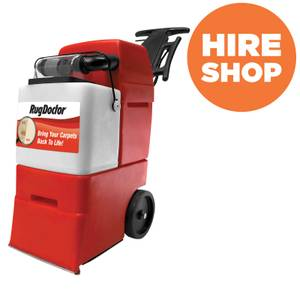Rug Doctor Carpet Cleaner - 24 Hour Hire