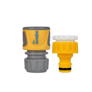 Hozelock Tap Connector & Hose End Connector