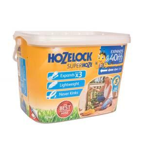 Hozelock Expanding Superhoze Hose - 40m