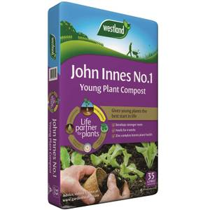Westland John Innes Number 1 Young Plant Compost, 35 L
