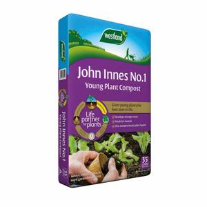 Westland John Innes Number 1 Young Plant Compost - 35L